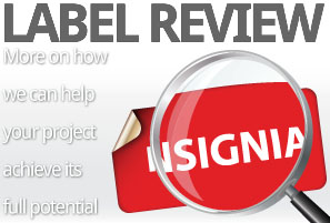 label review
